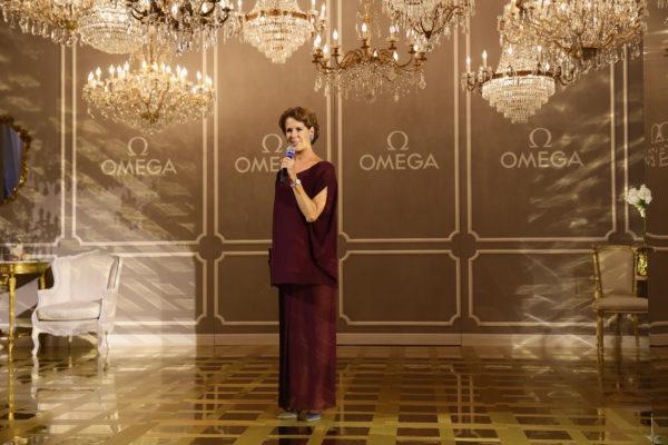 OMEGA 'Her Time' Gala Dinner
